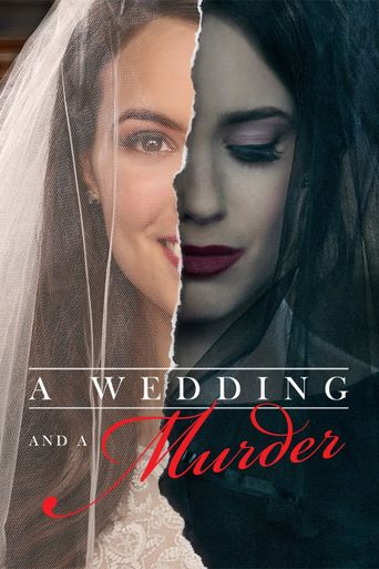 A Wedding and a Murder Poster