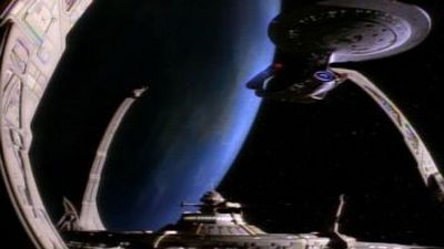 Season 01, Episode 01  Emissary (Part 1)