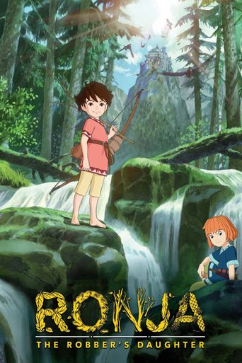 Ronja the Robber's Daughter Poster