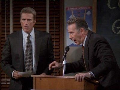 Season 03, Episode 15 2001 1/2: A Graduation Odyssey