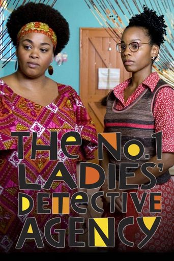 The No. 1 Ladies' Detective Agency Poster