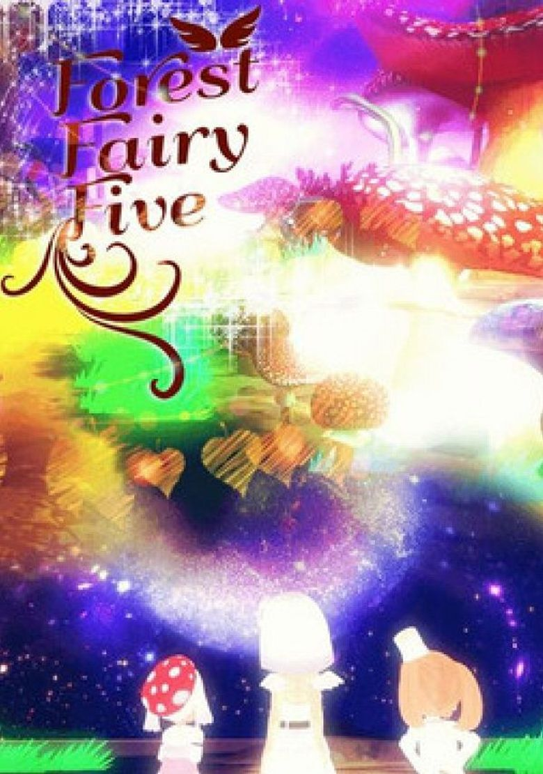 Forest Fairy Five Poster