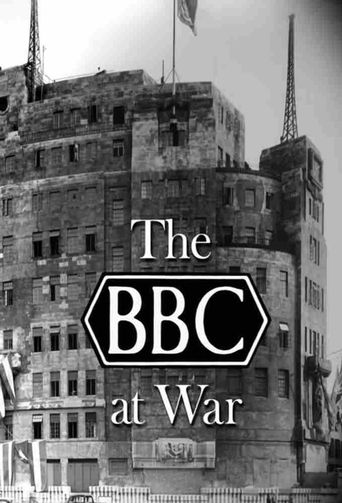 The BBC at War Poster