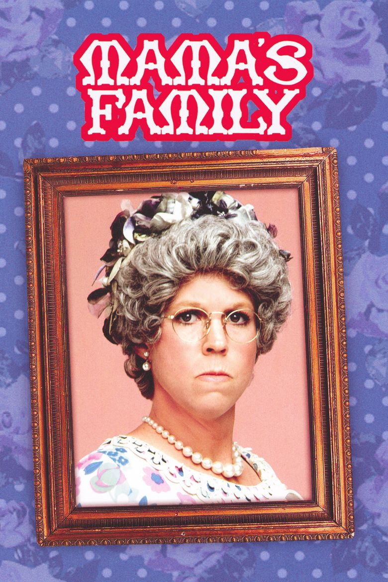 Mama's Family Poster
