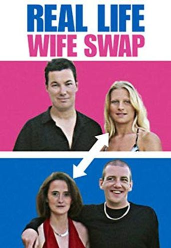 Real Life Wife Swap Poster