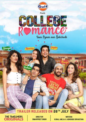 College Romance Poster
