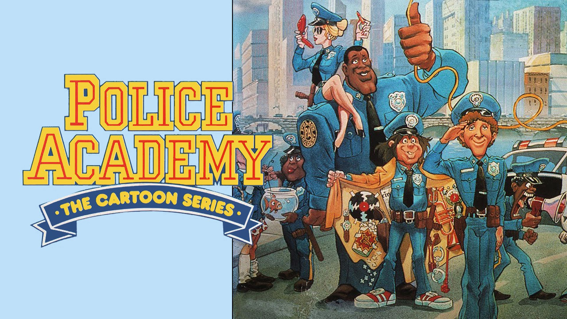 Police Academy Season 2: Where To Watch Every Episode | Reelgood