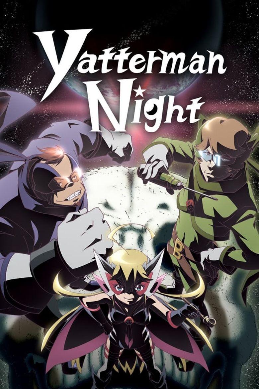Yatterman Night Poster