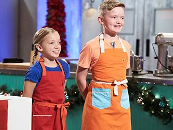 Kids Sweets Showdown Poster