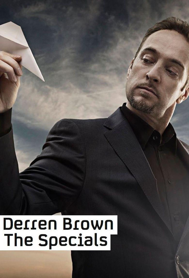 Derren Brown: The Specials Poster