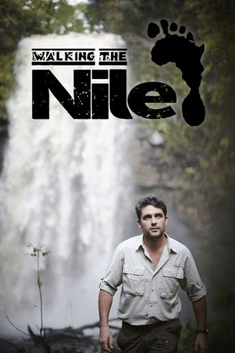 Walking the Nile Poster