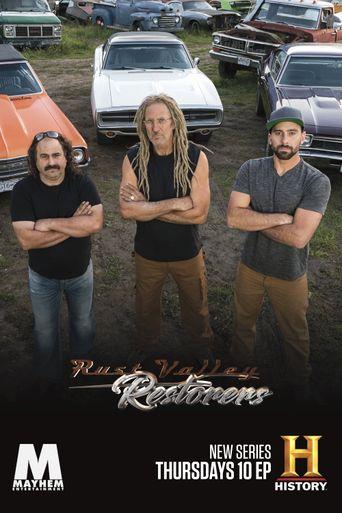 Rust Valley Restorers Poster