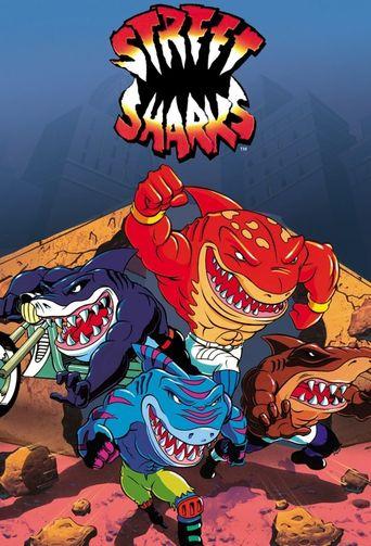 Street Sharks Poster