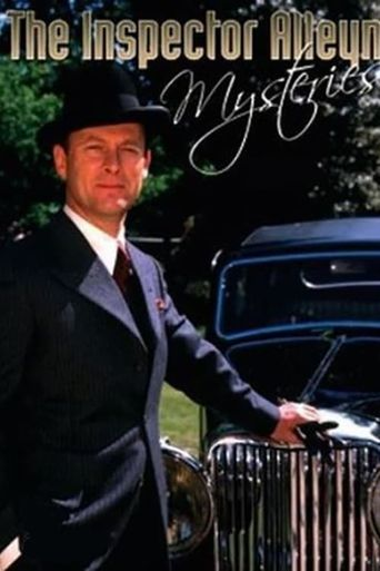 The Inspector Alleyn Mysteries Poster