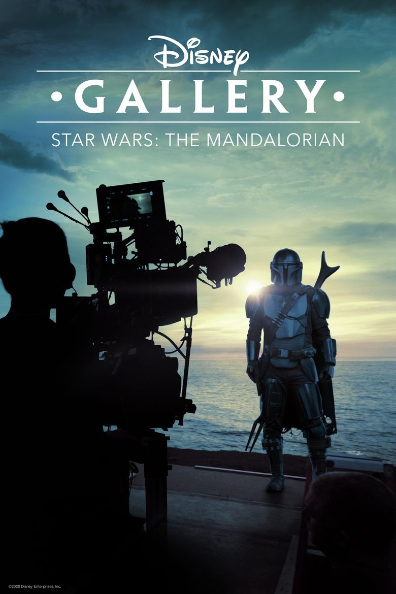Disney Gallery / Star Wars: The Mandalorian Poster