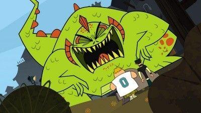 Season 01, Episode 01 Monster Cash!