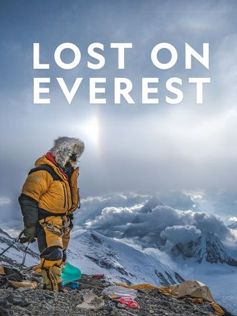 Lost on Everest Poster