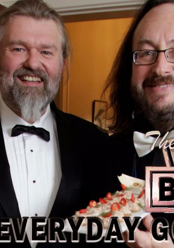 Hairy Bikers Everyday Gourmets Poster