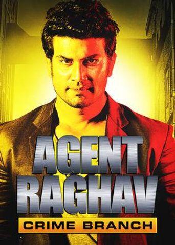 Agent Raghav Poster