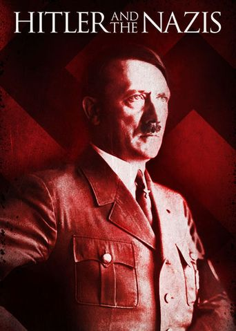 Hitler and the Nazis Poster