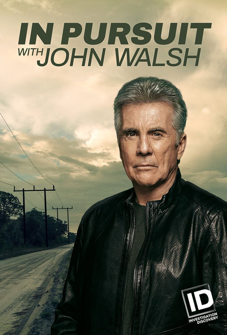 In Pursuit with John Walsh Poster