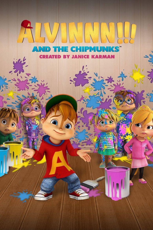 Alvinnn And The Chipmunks Watch Episodes On Hulu Nick