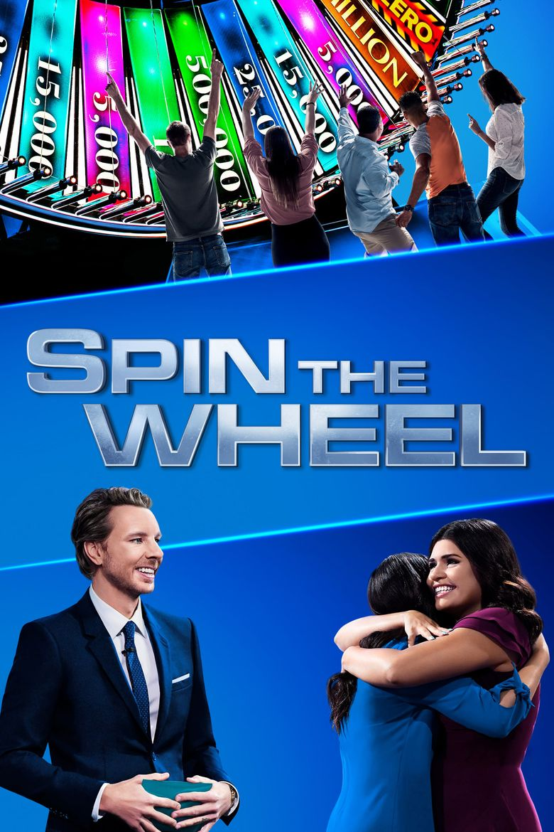 Spin the Wheel Poster