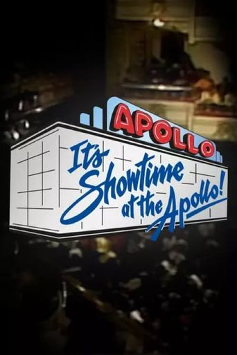 Showtime at the Apollo Poster