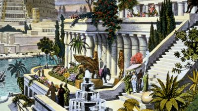Season 13, Episode 04 The Lost Gardens of Babylon