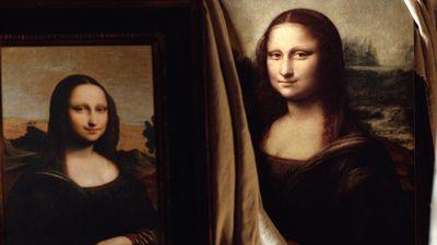 Season 13, Episode 05 The Mona Lisa Mystery