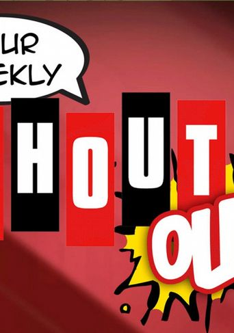 Your Weekly Shout Out Poster