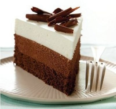 Season 10, Episode 01 Triple-Chocolate Mousse Cake