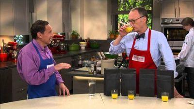Season 15, Episode 02 Almond Cake and British Scones