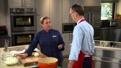 Season 15, Episode 03 Pork Tenderloin Dinner