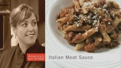 Season 09, Episode 05 Perfecting Pasta Sauces