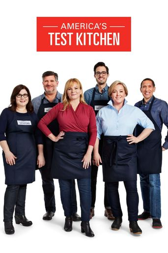 America's Test Kitchen Poster