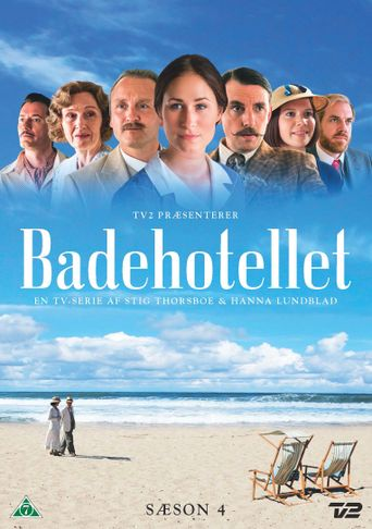 Badehotellet Poster