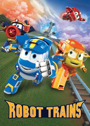 Robot Trains Poster