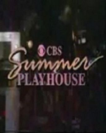 CBS Summer Playhouse Poster