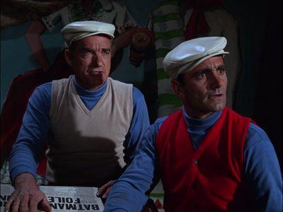 Season 01, Episode 06 Batman is Riled
