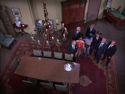 Season 02, Episode 06 Barbecued Batman?