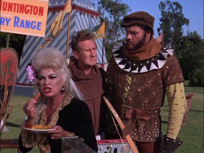 Season 02, Episode 01 Shoot a Crooked Arrow