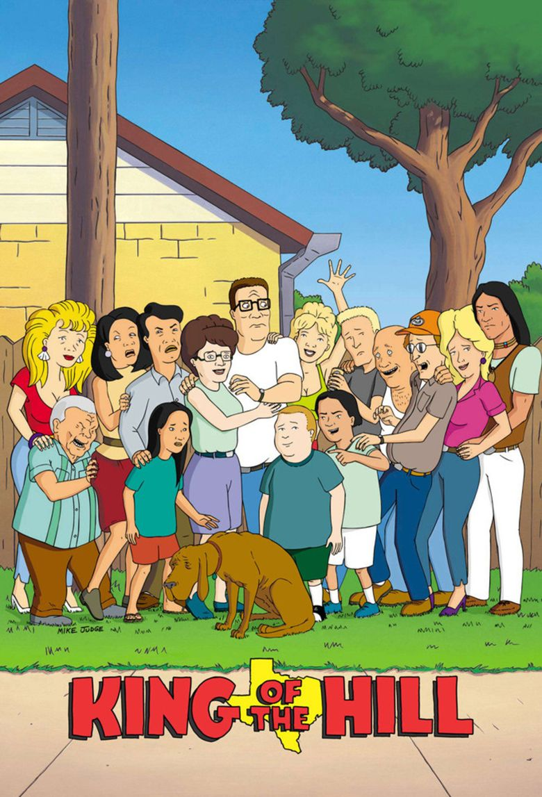 Watch King of the Hill