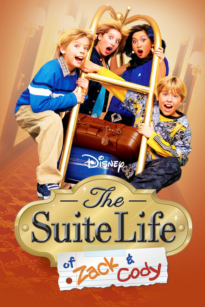 The Suite Life of Zack & Cody Poster