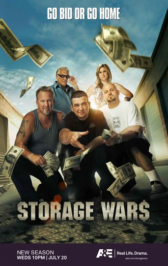 Watch Storage Wars
