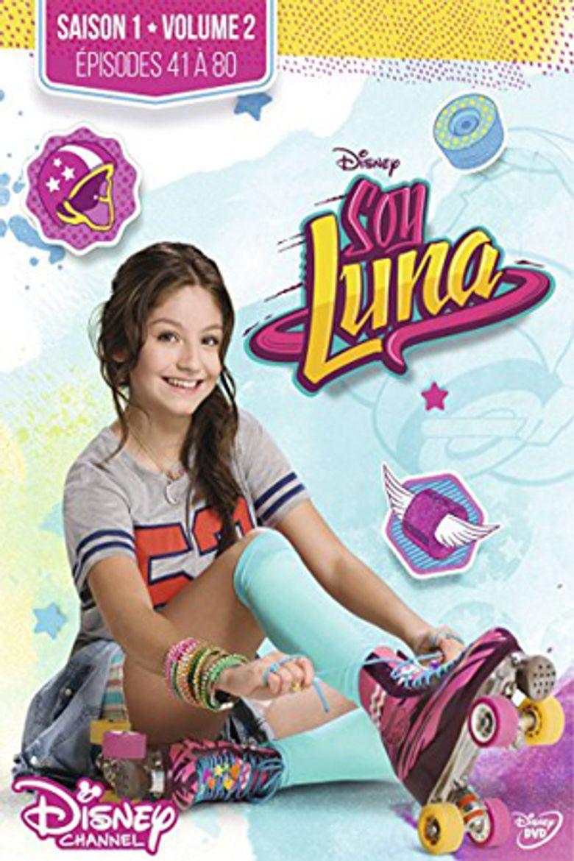 I am Luna Poster