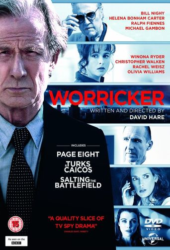 The Worricker Trilogy Poster