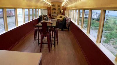 Season 04, Episode 01 Snows Hit the Rails With a Vintage Passenger Train