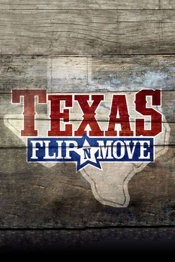 Texas Flip and Move Poster