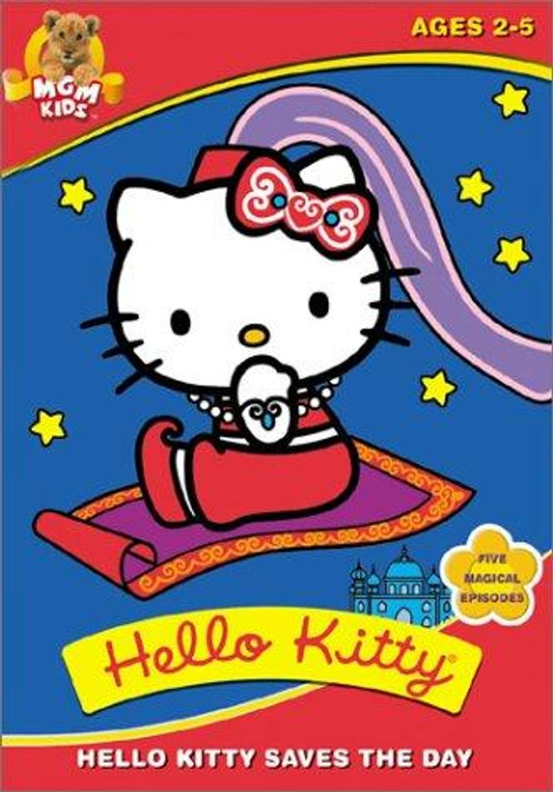 Hello Kitty's Furry Tale Theater Poster